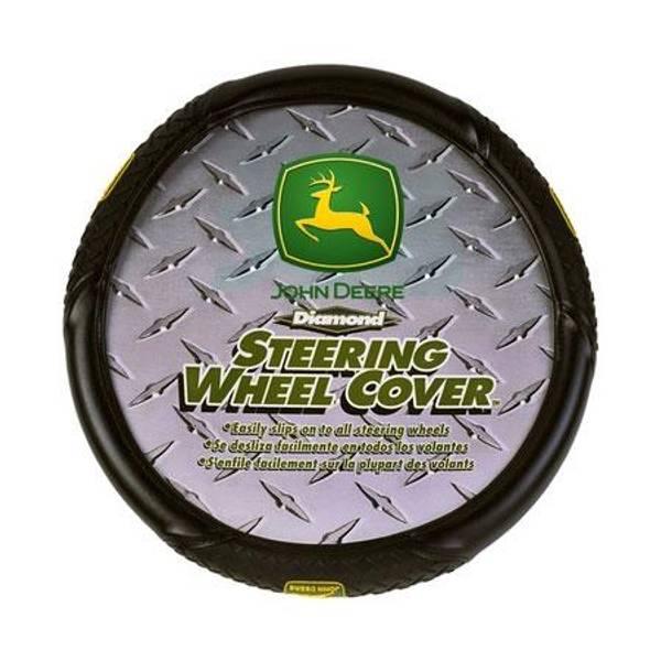 John Deere Steering Wheel Cover