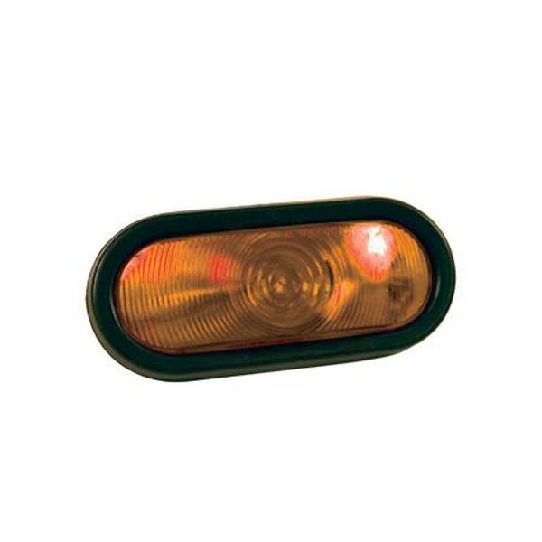 "6"" Sealed Oval Stop/Tail/Turn Light"