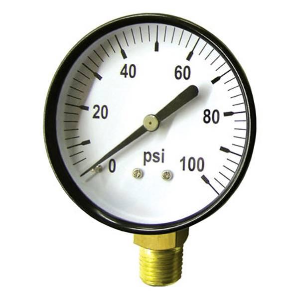 """4"""" Standard Pressure Gauge"""