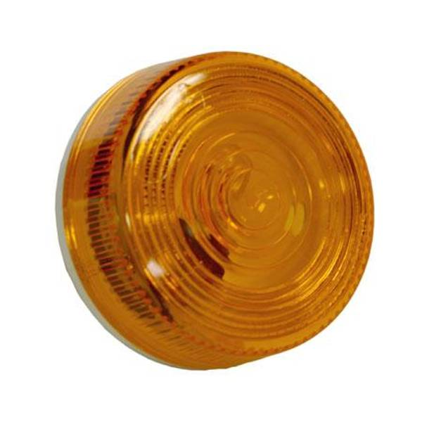Round Plastic Clearance Light