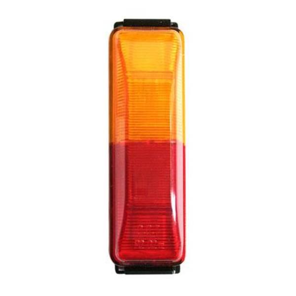 Amber / Red Sealed Fender Mount Kit
