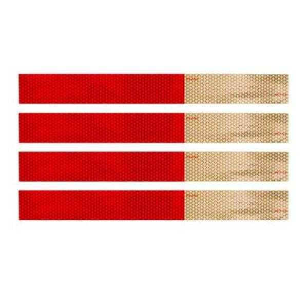 Red Reflective Conspicuity Tape