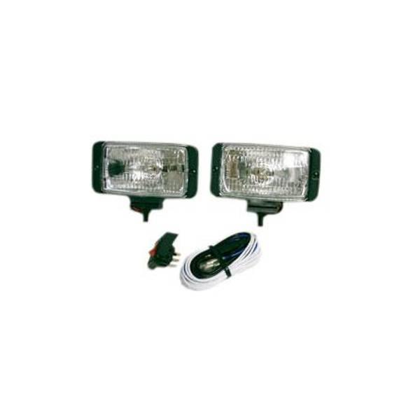 Black Driving Light Kit