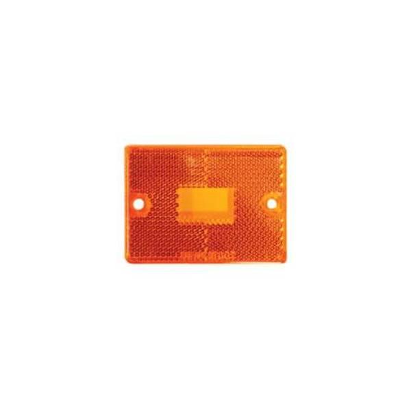 Rectangular Marker Lens