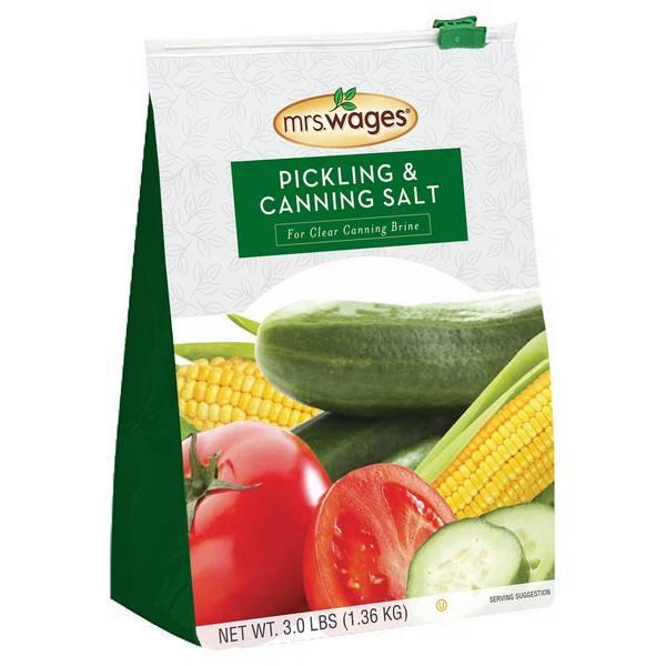 Pickling & Canning Salt