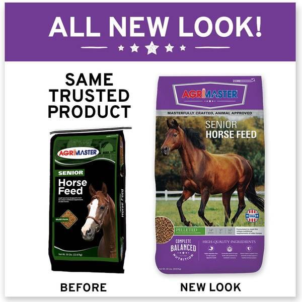 50 lb Senior Horse Feed