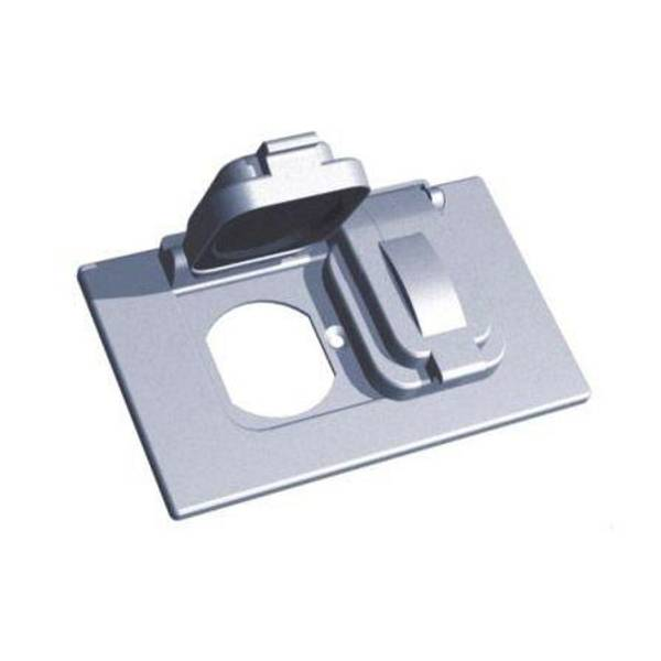 Duplex Receptacle Cover