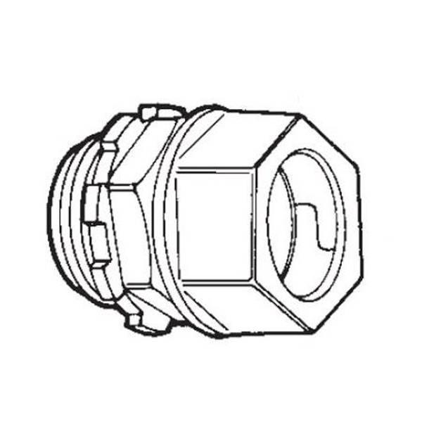 EMT Compression Connectors