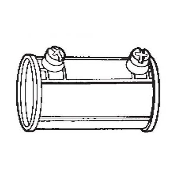 "1"" EMT Set Screw Coupling"