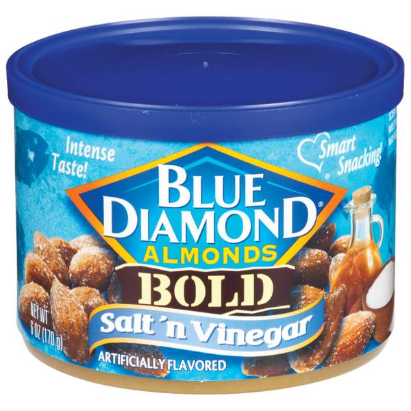 Salt & Vinegar Almonds