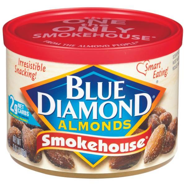 Smokehouse Bold Almonds