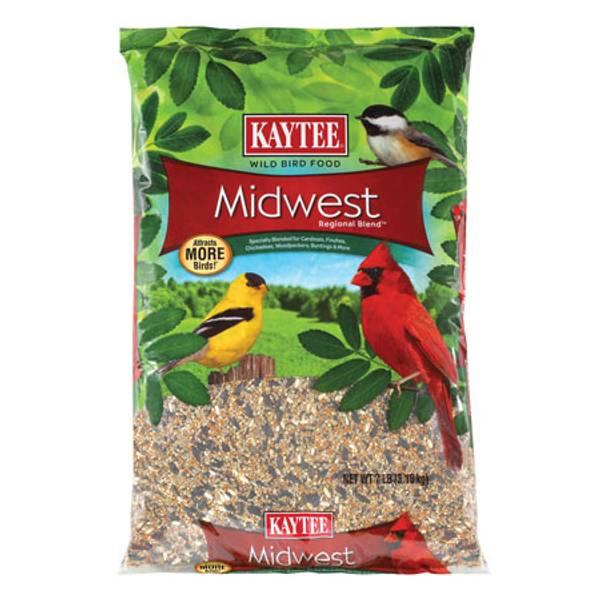 Kaytee Midwest Blend Wild Bird Food (652438 100037515) photo