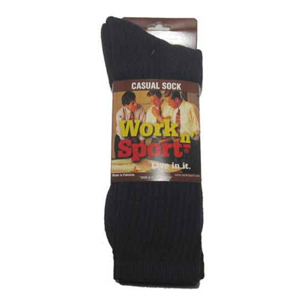 Men's Welt Top Socks