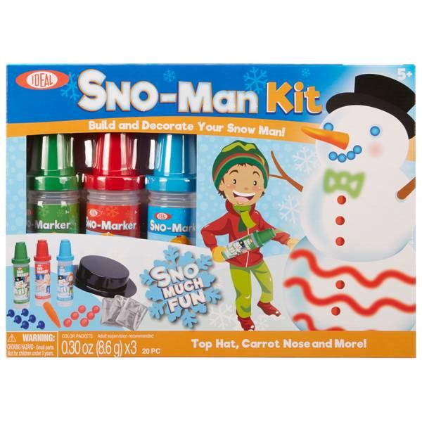 Sno-Man Kit