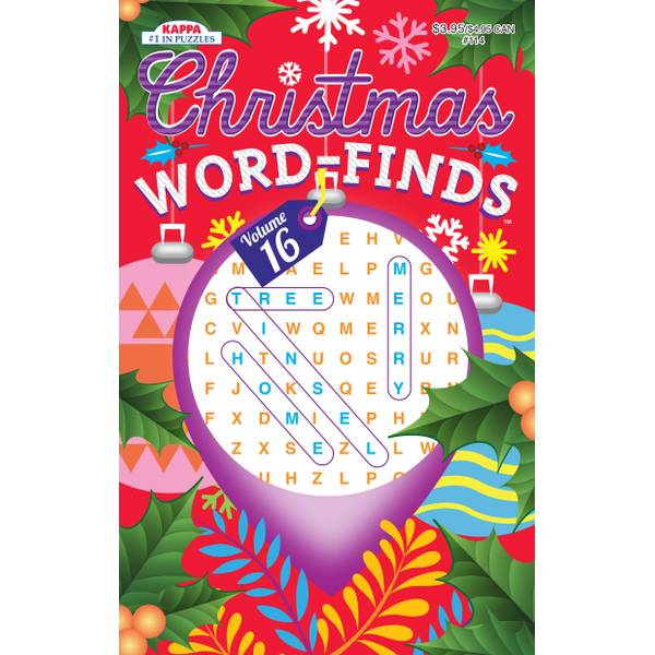Christmas Puzzle Book Assortment