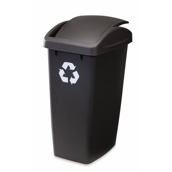 50 Quart Recyclables Waste Basket