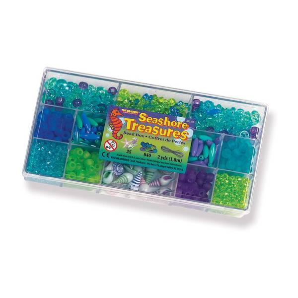 Seashore Treasures Bead Box