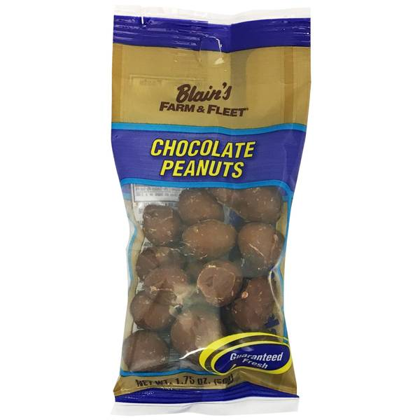 Chocolate Peanuts To Go