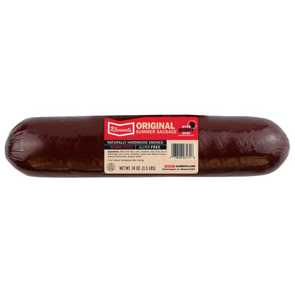 Original Summer Sausage