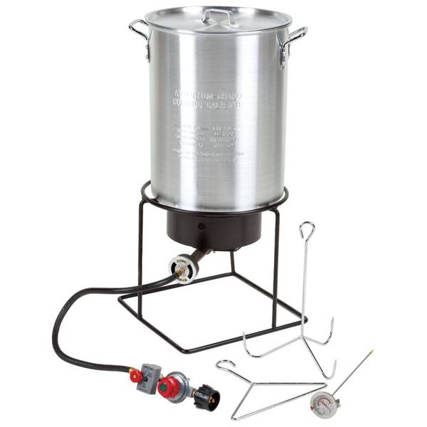29 Quart Aluminum Turkey Fryer