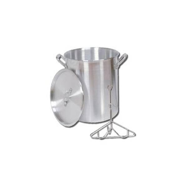 30 Quart Aluminum Turkey Fryer Pot
