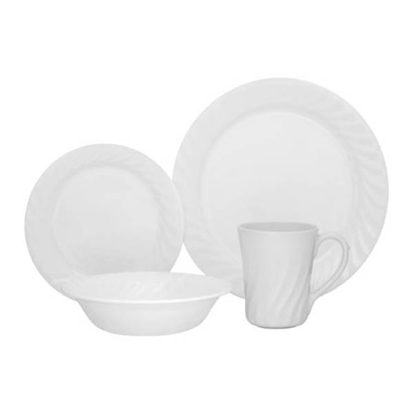 Vive Enhancements Round Dinnerware Set