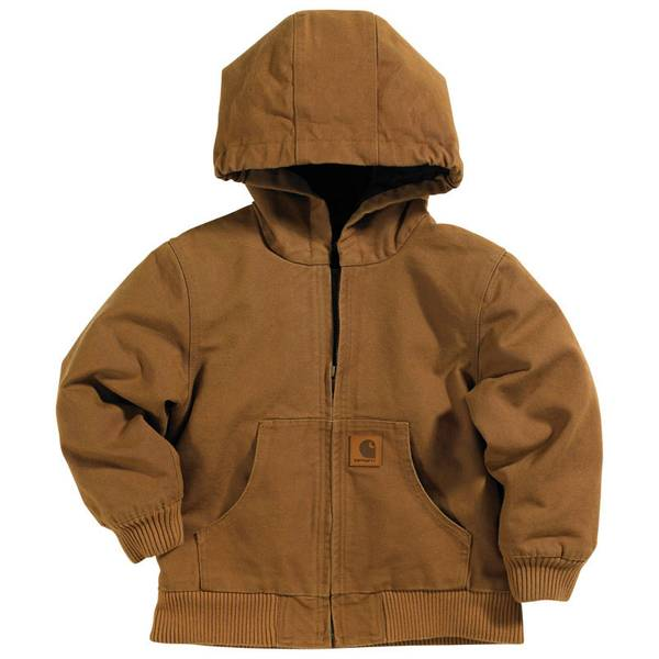 Boys' Active Duck Jacket