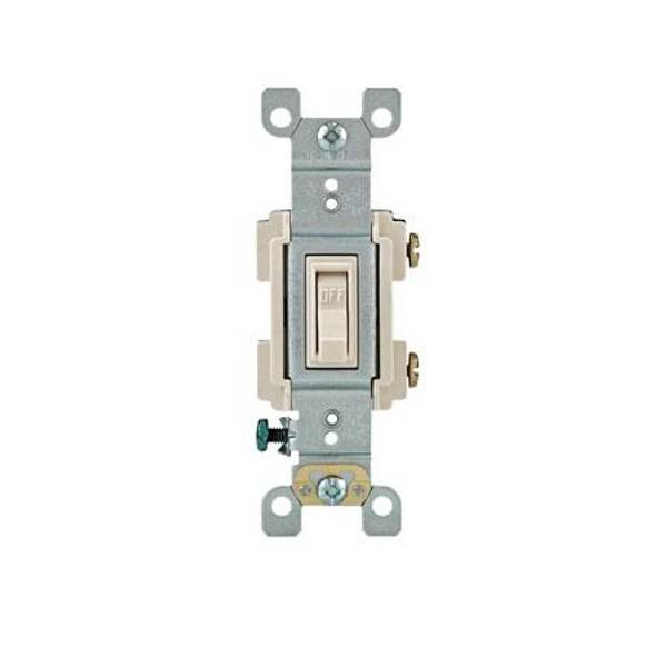 Residental Framed Toggle Switch