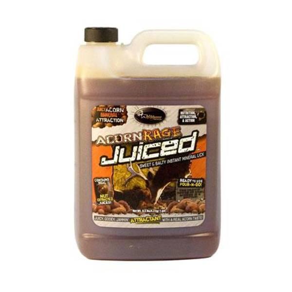 Wildgame Innovations 1 Gal Acorn Rage Juiced Deer Attractant