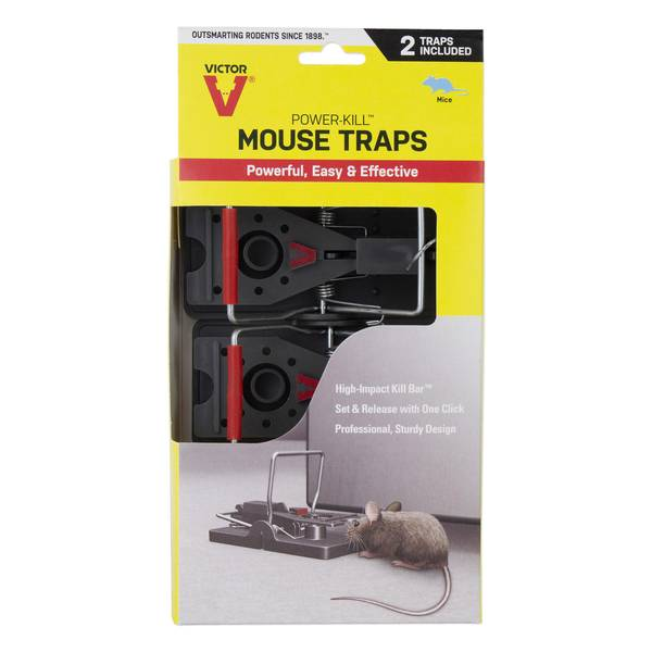 how to use victor mouse trap