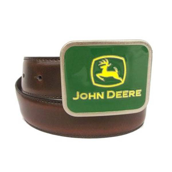 Boy's Logo Buckle