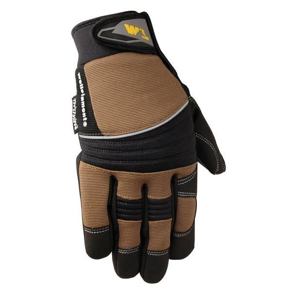 Synthetic Leather Insulated Gloves