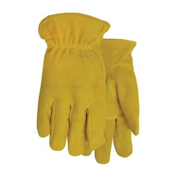 Men's Suede Buck Thinsulate Gloves