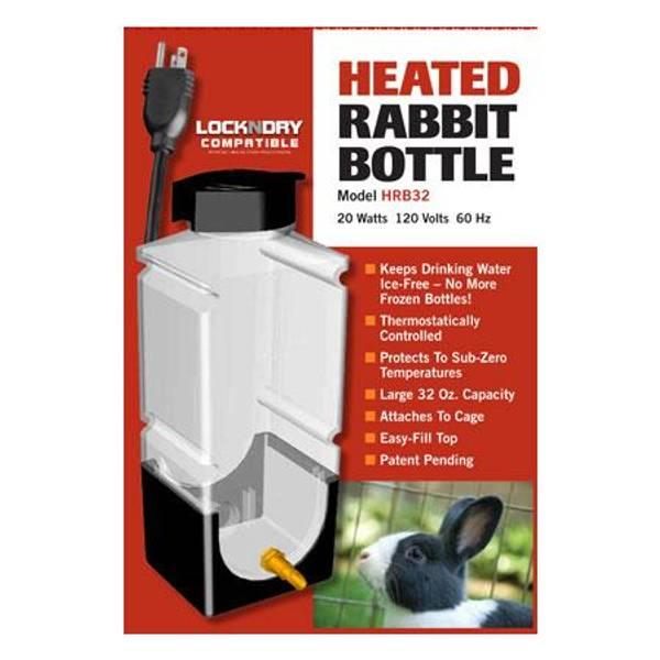 Heated Rabbit Bottle