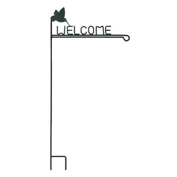 Welcome Garden Stand