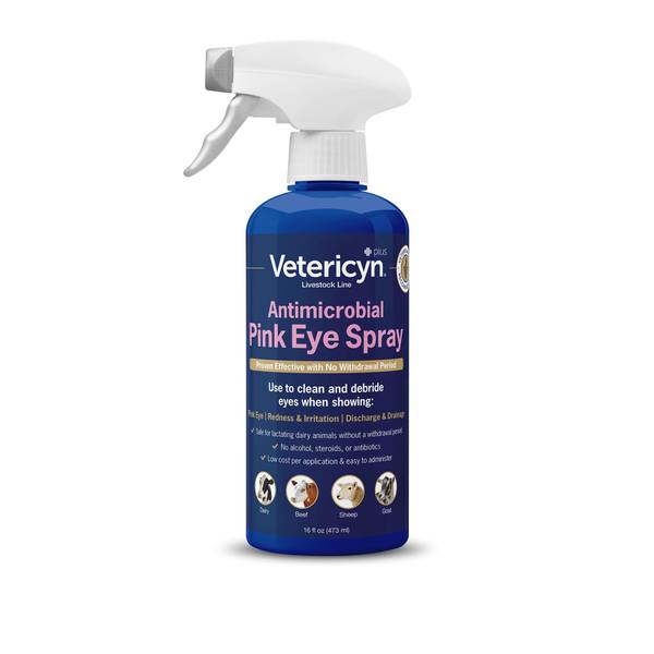 Pink Eye Spray for Animal Use