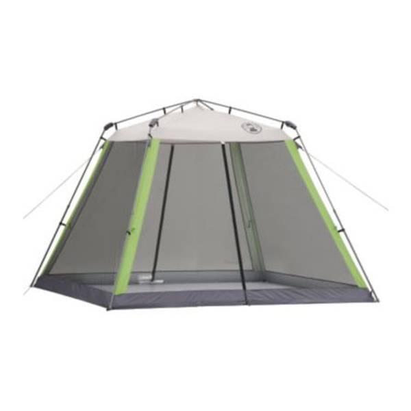 Coleman Instant Shelter : Coleman instant screen shelter