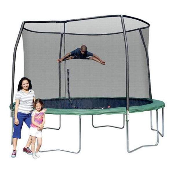 Jumpking Orbounder 12' Trampoline & Enclosure