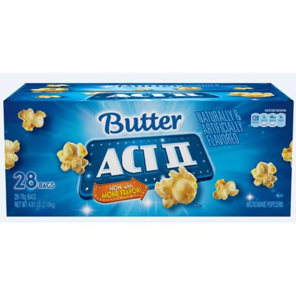 28 Pack Microwave Popcorn