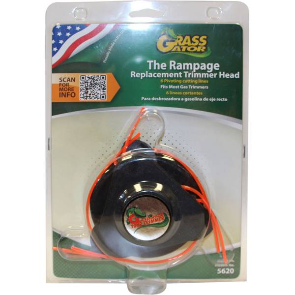 Heavy Duty Rampage Trimmer Head