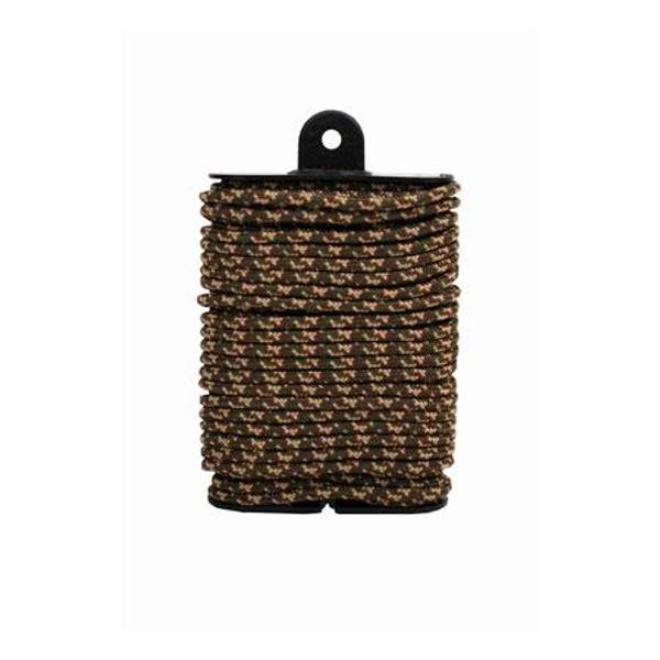 Attwood Camouflage Diamond Braid Utility Rope
