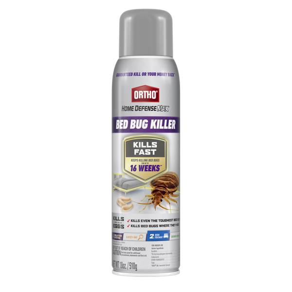 Ortho Home Defense Dual Action Bed Bug Killer
