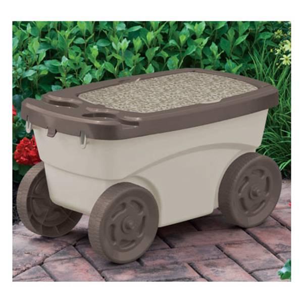 Garden Scooter Cart