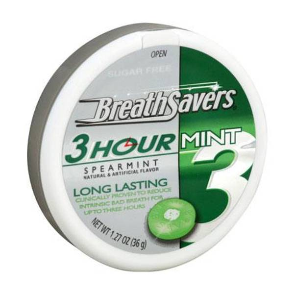 3 hour Breathmints
