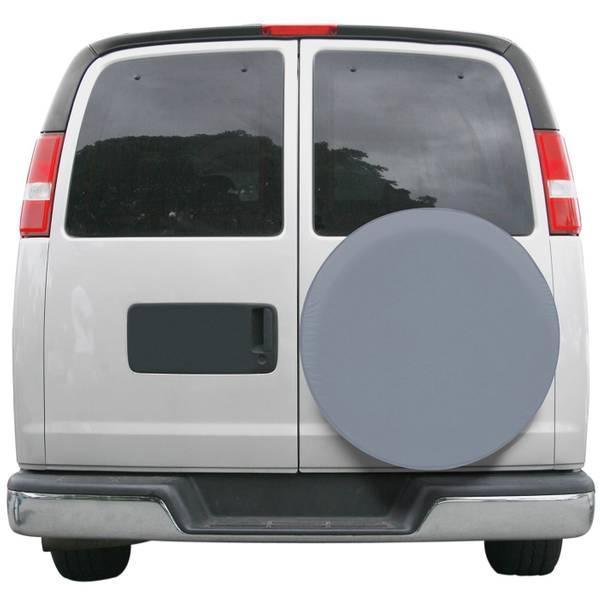 75347 Small Black Universal Spare Tire Cover