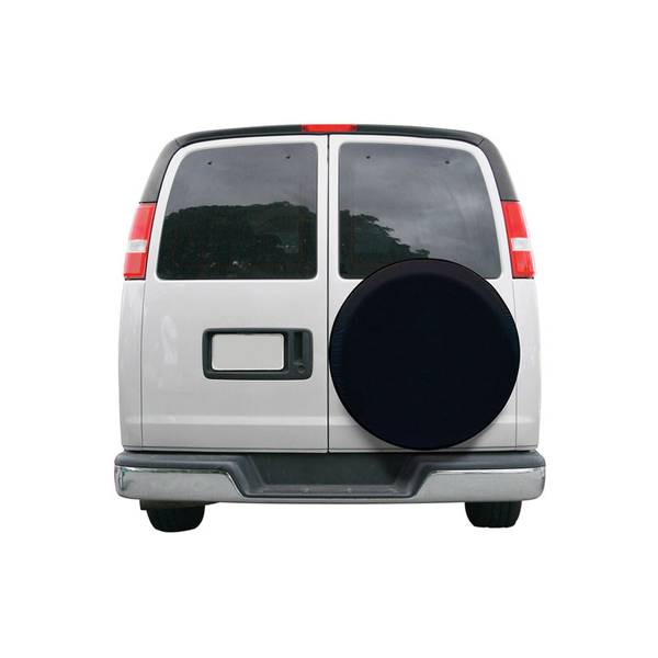 75387 Small Black Universal Spare Tire Cover