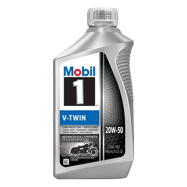 V - Twin 20W50 Motorcycle Oil