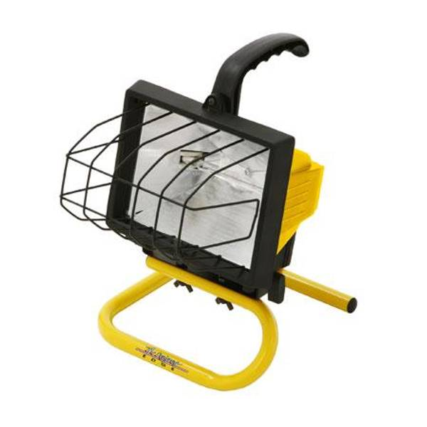 Portable Halogen Worklight
