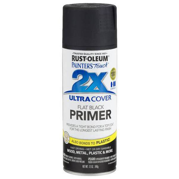 Rust Oleum Painters Touch Paint And Primer Spray Paint