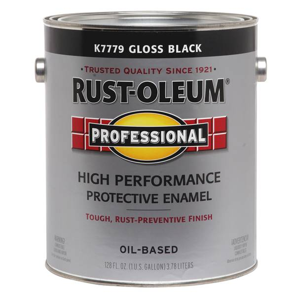 Rust Oleum 1 Gallon Professional High Performance